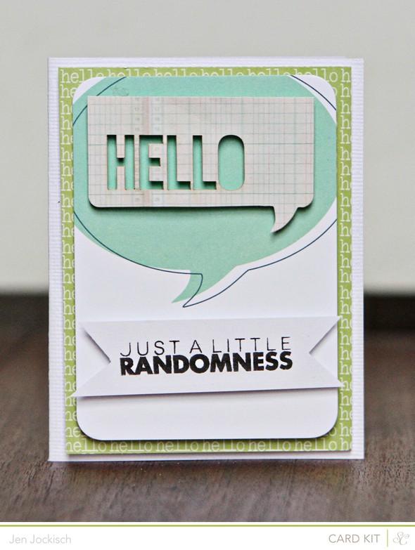 Randomnesscard main