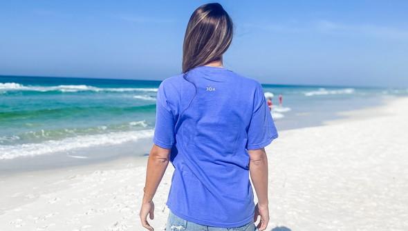 154111 simple beach happy comfort colors short sleeve tee women flo blue slider5 original