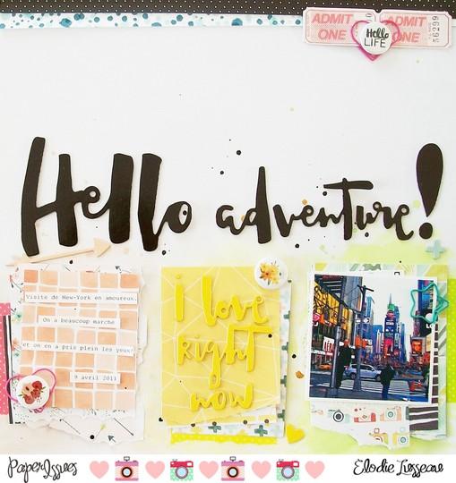 Pi hello adventure original