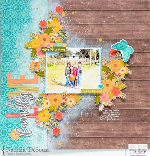 Sn nathalie desousa family love 5 original
