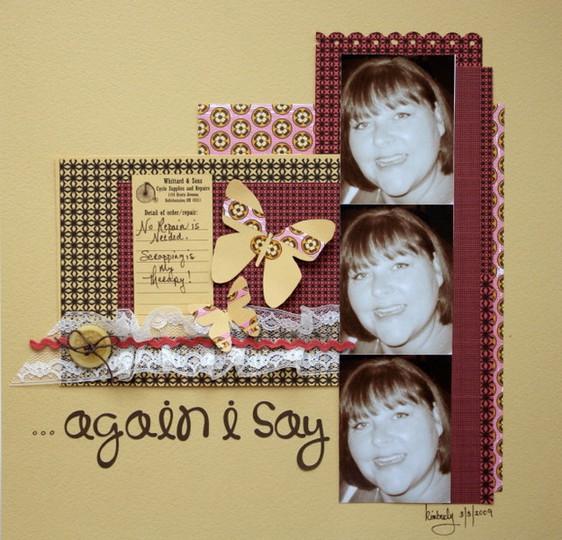 Againisay 1