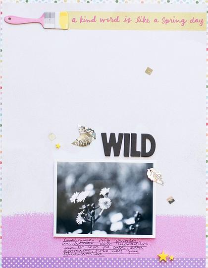 Wild marivi original