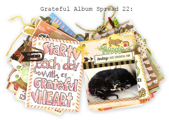 Grateful album spread 22
