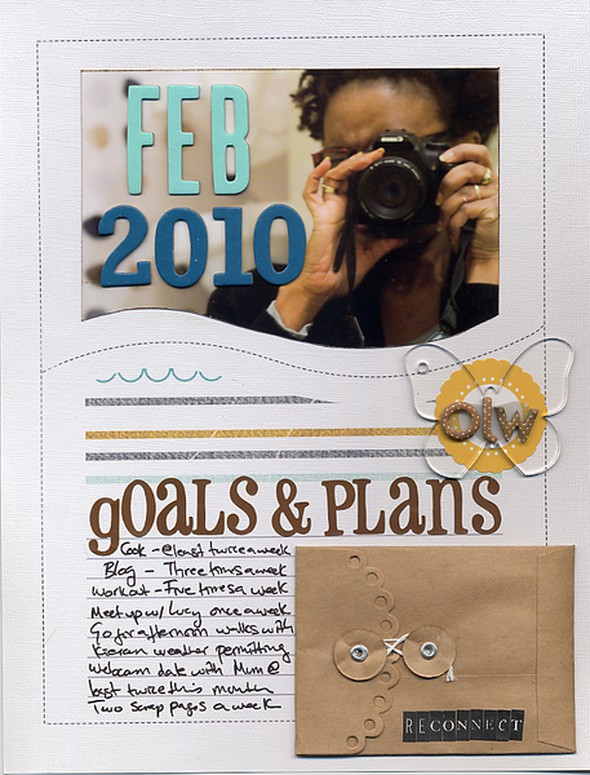 Feb goals and plans