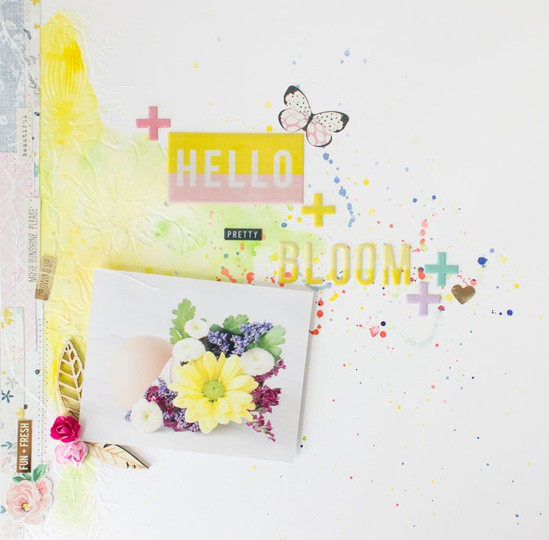 Lo pretty bloom 01 original