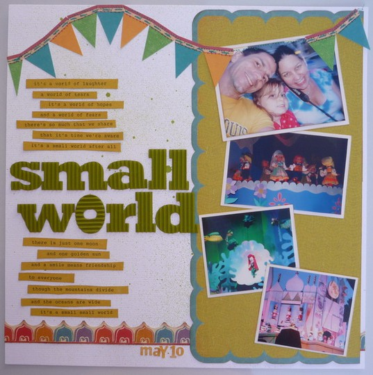 Small world small