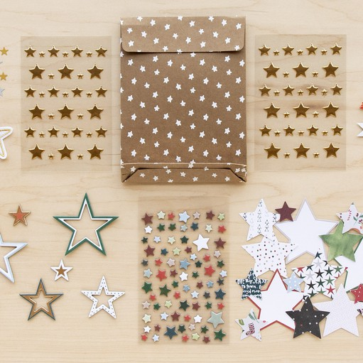 Picture of December Daily® 2021 Star Mini Kit
