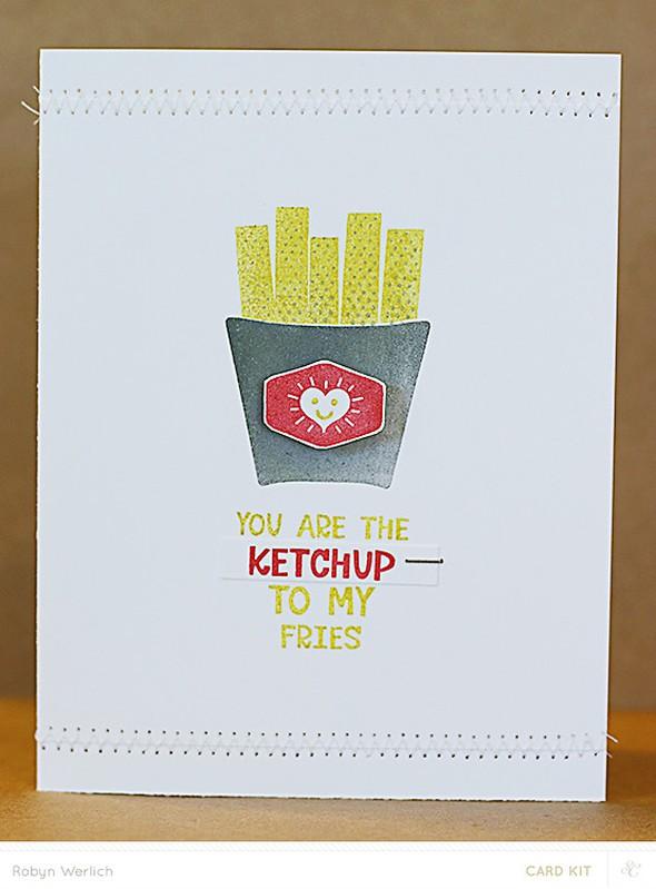 Rwerlich ketchup