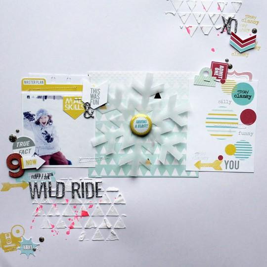 Wildride marchkit mb