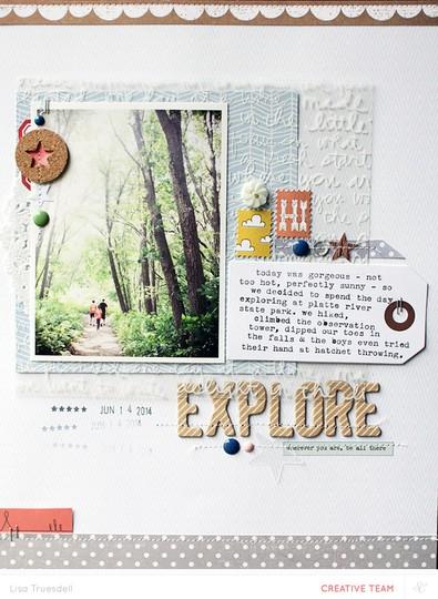 Explore lisatruesdell