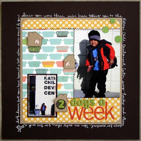 2daysweek web
