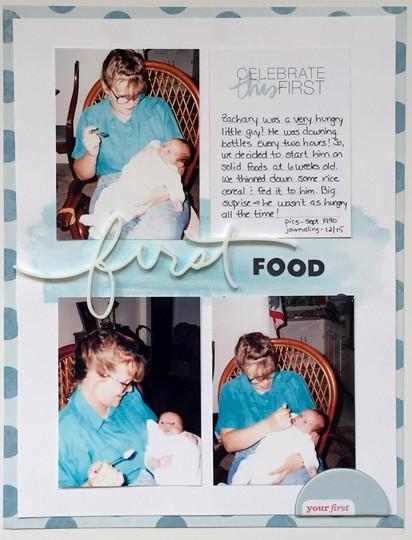 First food original