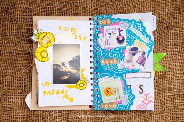 Bali honeymoon day book inside 6 by geekgalz evelynpy
