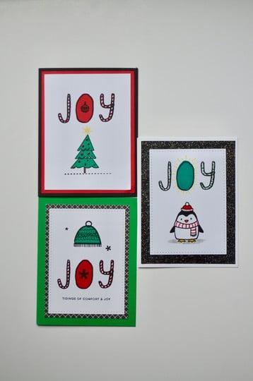 Joy 0 cards original