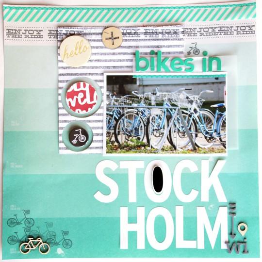 Bikes in stockhom wi