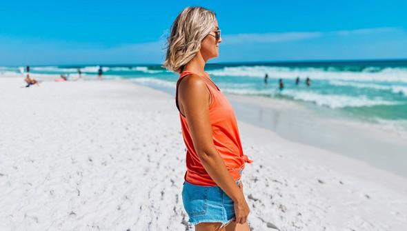 107918 basic tank top sun shirt women coral slider2 original