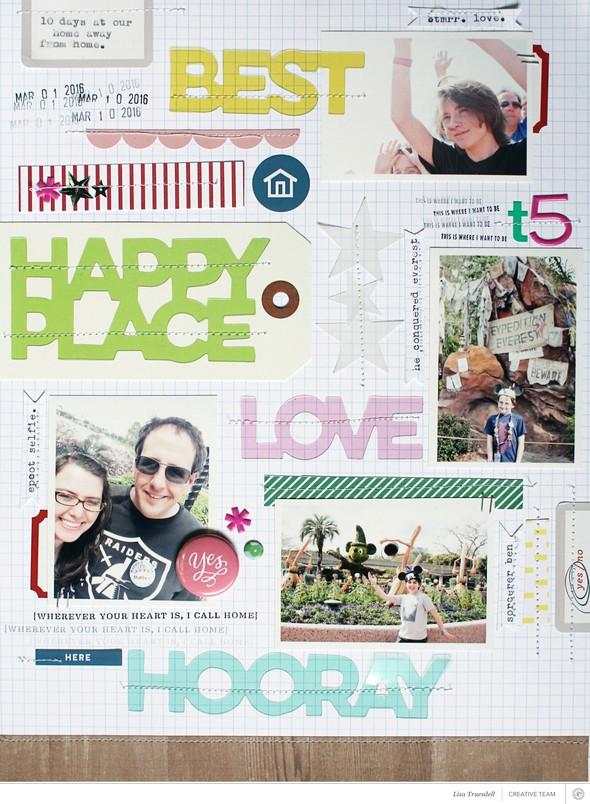 Happyplace lisatruesdell original