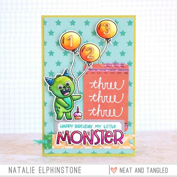 Monster by natalie elphinstone original