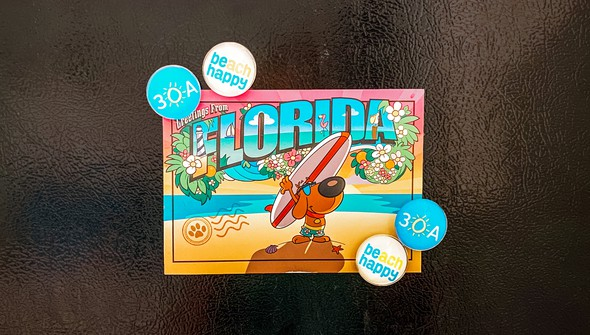 110915 30abeachhappymagnet4 pack slider2 original