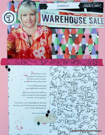 Warehouse sale original