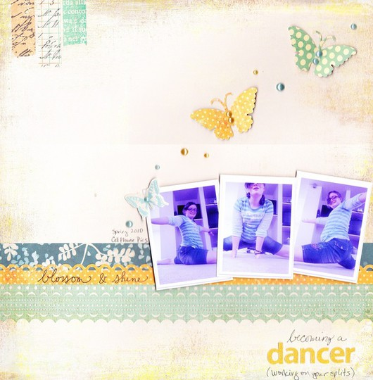 Becoming a dancer 0001