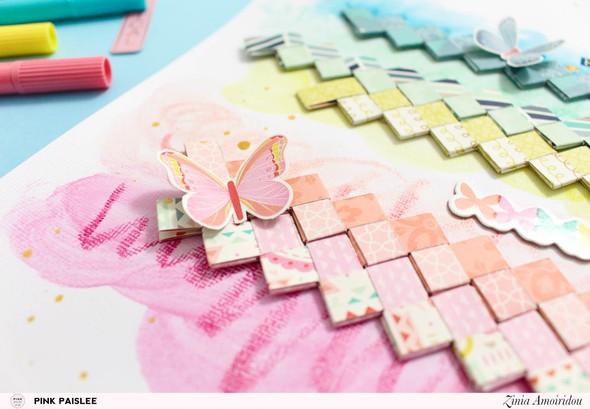 Pinkpaislee rainbowstrips 5 original