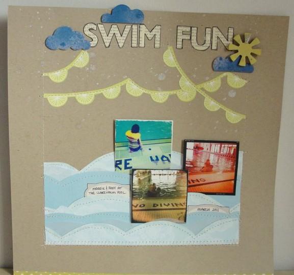 Layouts 2011 swim fun