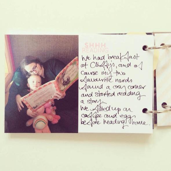 Glenlyon road trip mini book by mama finch 10 original