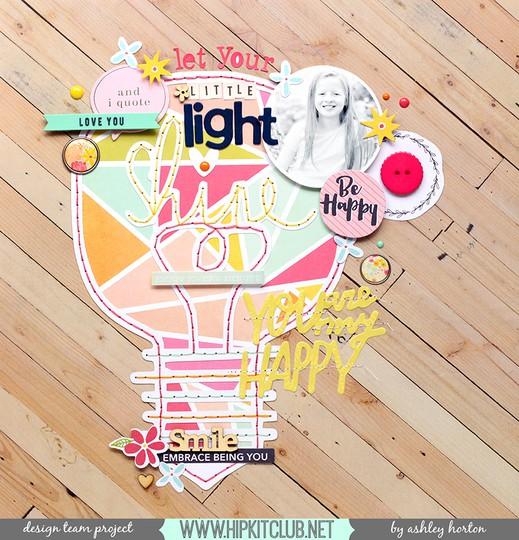 Let your little light shine original