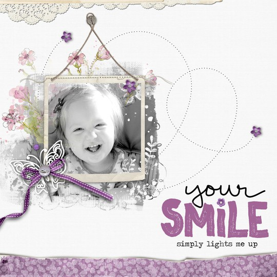 Your smile