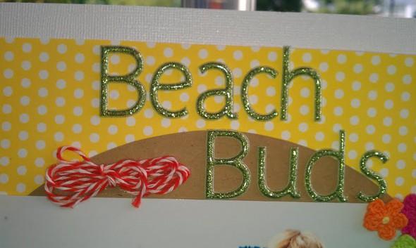 Beach buds twine