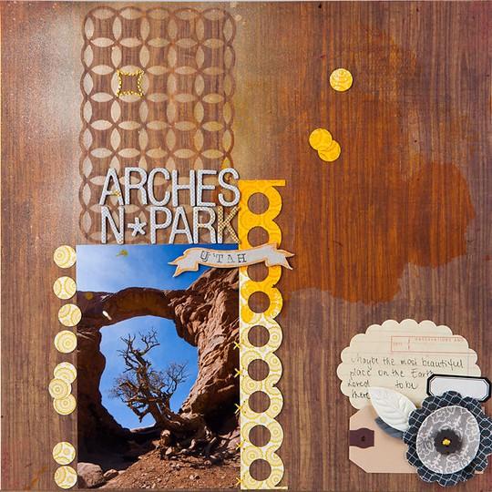Arches n park