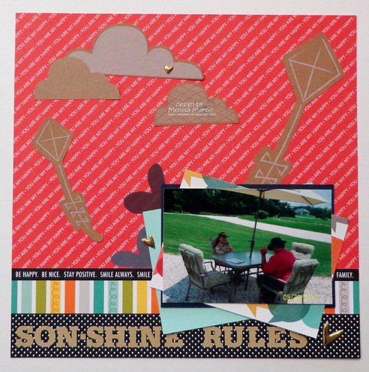 Msm's son shine rules