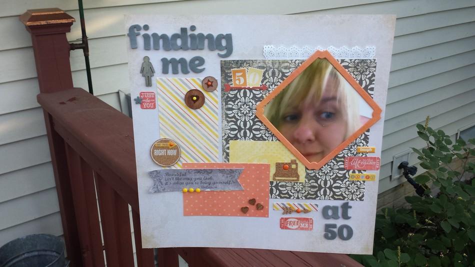 Finding me take 2