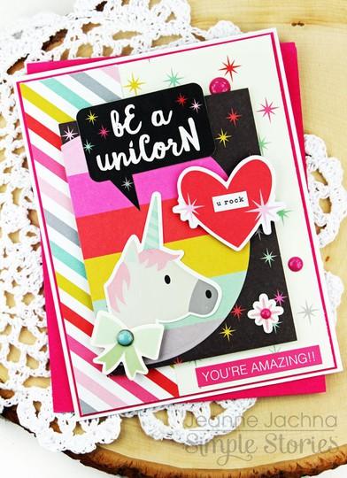 Be a unicorn three original