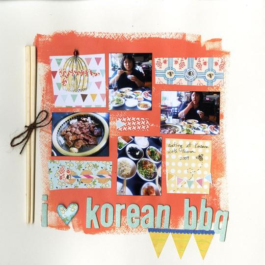 I heart koreanbbq med
