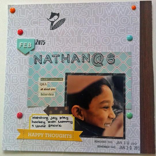 Nate  6 original
