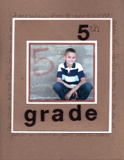 5th gradekeep