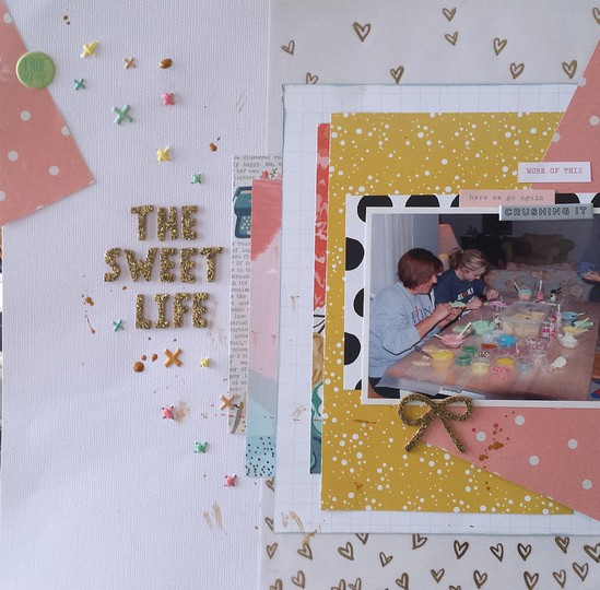 The sweet life 123a original