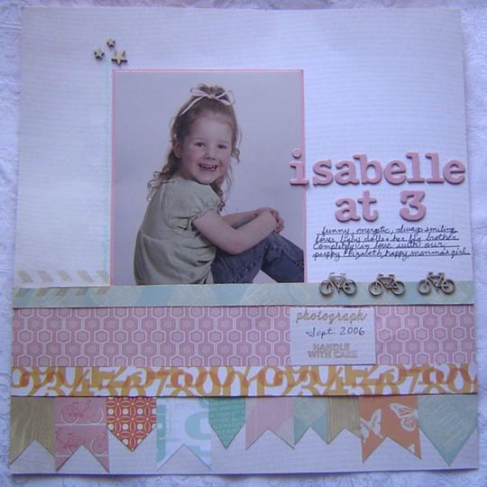 Isabelleatthree