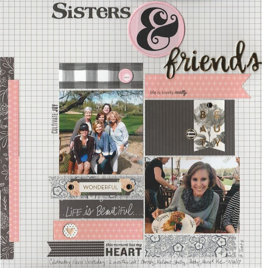 Sisters and friends original