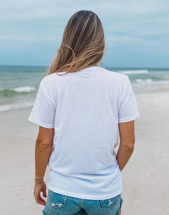 114200 beachhappyusashortsleevewomenwhite slider5v original