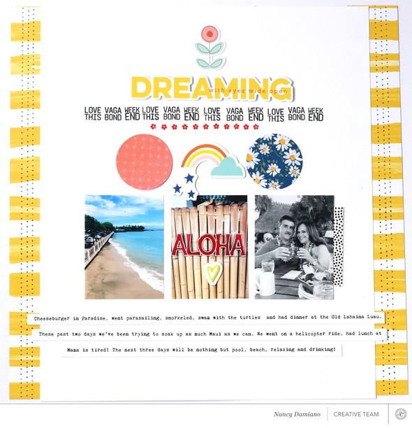 Dreaming original