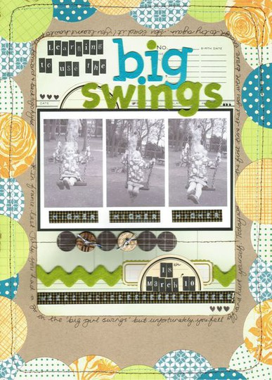Big swings ed sml
