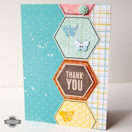 6   thank you card