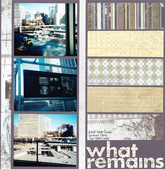 What remains 0001