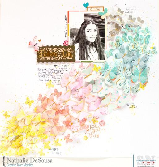 Sn nathalie desousa i believe you can original