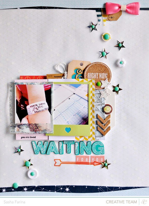 Waiting for you new blog