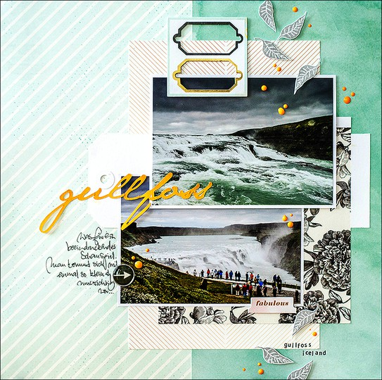 Stephanie berger   scrapbooking   creative scrappers   gullfoss %25281%2529 original