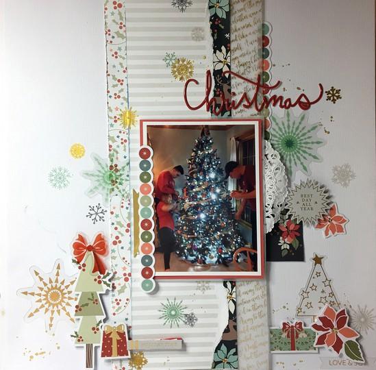 Christmas 129 a original
